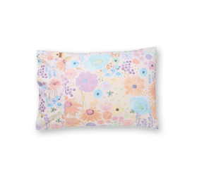 [ABODE] FIELD OF DREAMS PASTEL KIDS PILLOWCASE