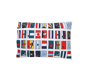 [ABODE] FLY THE FLAG KIDS PILLOWCASE